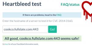 appointment scheduler test result